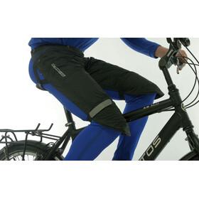 Rainlegs Protection imperméable pour pantalon - Jambière/Manchette - noir